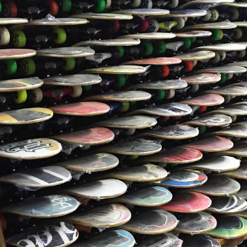 Fábrica de skate sp