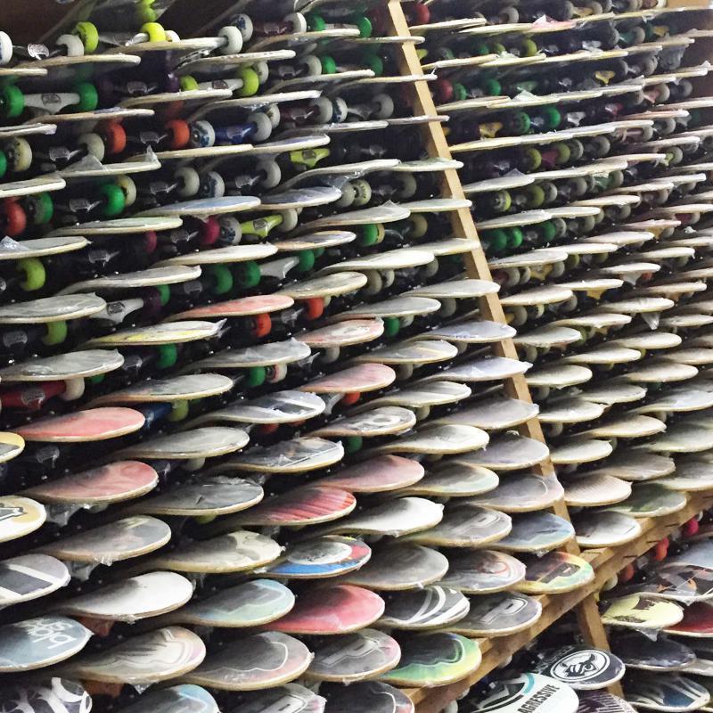 Fornecedor de skate montado