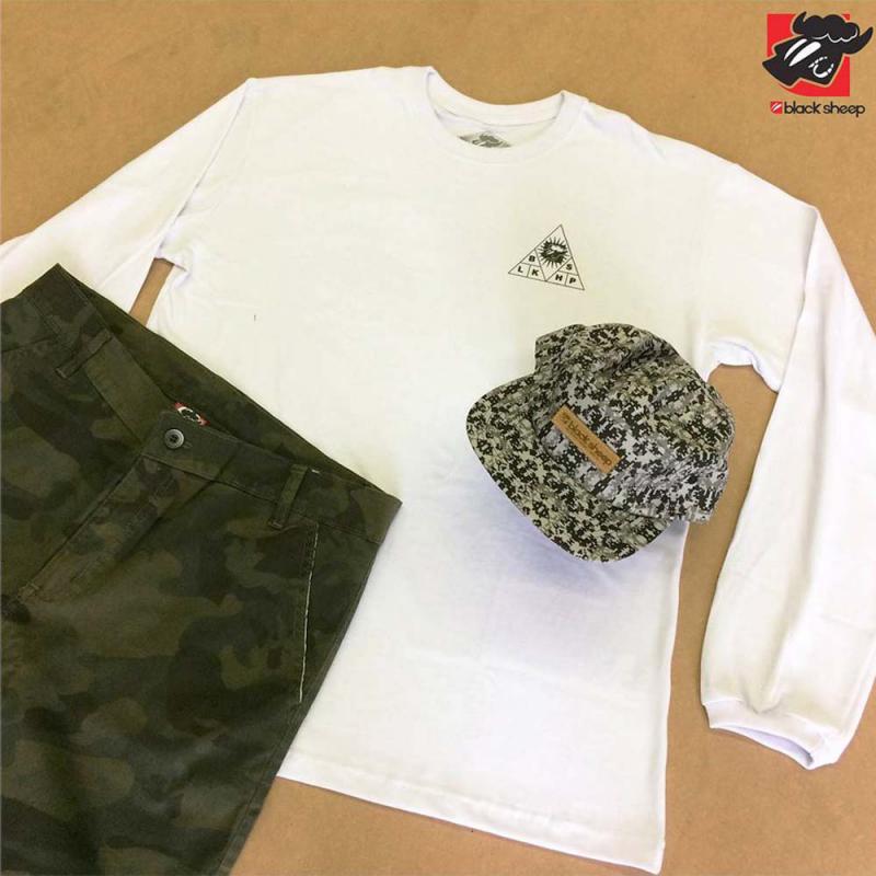 Fornecedor streetwear