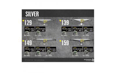 Truck INTRUDER Silver