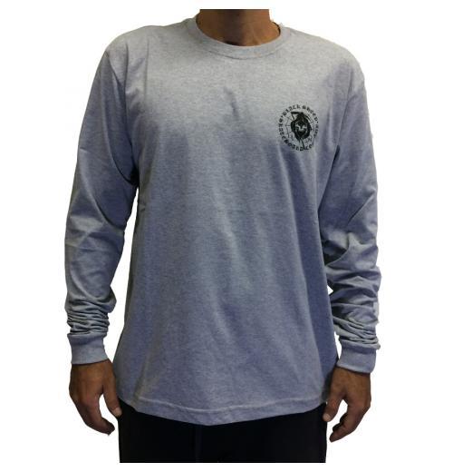Camiseta manga longa Black Sheep 01
